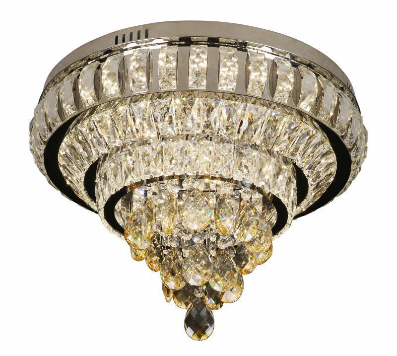 Потолочная люстра 31002/500 CR  LED 96W/3500-6000K DIMMER ПДУ (1)
