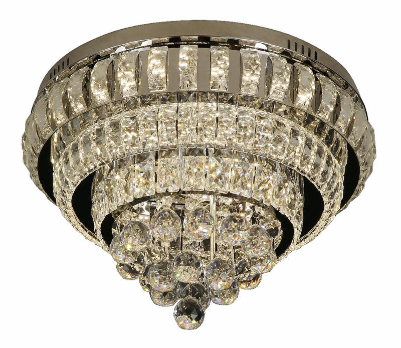 Потолочная люстра 31007/500 CR  LED 96W/3500-6000K DIMMER ПДУ (1)